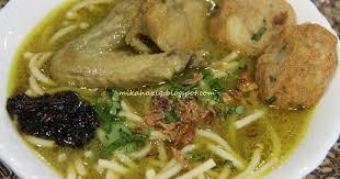 cara membuat mie es bakso mikahaziq asian noodle recipe soto singapore