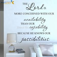 Wall Decal Quotes For Bedroom by God Bless You Quote Wall Decal Zooyoo8221 Bedroom Wall Stickers
