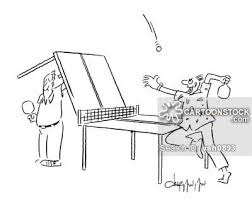 ping pong vs table tennis table tennis players cartoons and comics funny pictures from