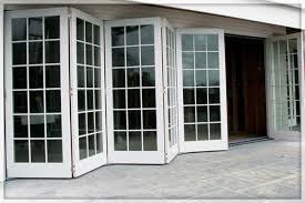 Wooden Bifold Patio Doors Lowes Exterior Patio Doors Wooden French Style Double Sliding