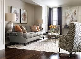 Sofa Table In Living Room Tristan Newland Crawford Mindy Living Room Bernhardt