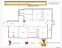 naia terminal 1 floor plan safety diagrams middle georgia state university