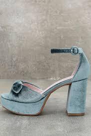 steel blue womens boots nz base price steel blue laundry tina velvet platform heels
