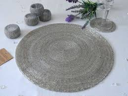 table mats and coasters round table mats fabric pleasing kitchen table mats table placemats