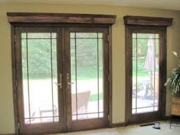 patio coverings ideas french door window covering ideas french