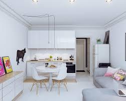 petit coin cuisine decoration salon avec cuisine ouverte idee deco newsindo co