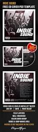 indie sound u2013 free cd cover psd template u2013 by elegantflyer