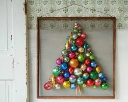 6 new ways to display old christmas ornaments