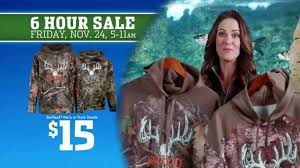 bass pro shops 6 hour sale tv commercial u0027camo hoodie and pro cam