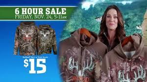 bass pro shops 6 hour sale tv commercial u0027camo hoodie and pro cam