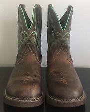 womens justin boots size 11 s size 11 justin boots ebay
