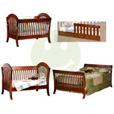 Cheap Convertible Baby Cribs Pacifica 4 In 1 Convertible Baby Crib Made In Usa Baby Eco Trends