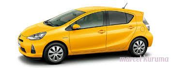 marcel japan cars reviews toyota aqua color body option japan