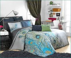 Featherbedding Peacock Bed Set The Ideas In Applying Peacock Bedding For Your