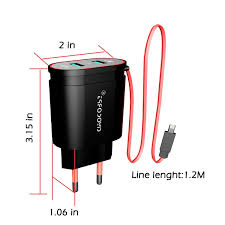 amazon com european usb charger tossow european travel charger