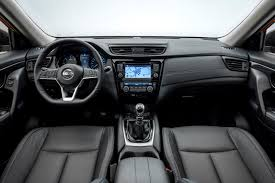 nissan dualis interior full details unveiled for the new nissan x trailthe west way