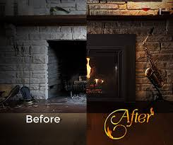 Gas Inserts For Fireplaces by A New Fireplace Insert Can Update Your Home Design Heat U0026 Glo