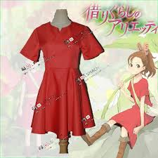 arrietty borrower arrietty kari gurashi arietti secret