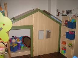 comment faire une cabane dans une chambre fabriquer soi même un lit cabane ou fabrication maison