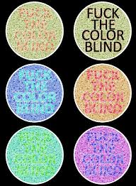 Color Blindness In Child What Happens When I Tell People I U0027m Color Blind Funny