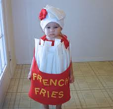 french halloween costumes kids costume french fry costume halloween costume cosplay