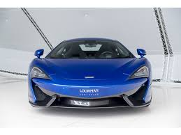 mclaren factory used mclaren 570s factory warranty full service for sale at
