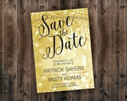 affordable save the dates blue and white lights save the date cards printed with