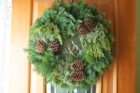 fresh christmas wreaths fresh christmas wreaths from christmas forest