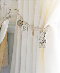 Boy Nursery Curtains Diy Curtain Tie Backs Nursery Gopelling Net