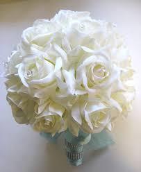 free shipping 13 pcs wedding silk flower bouquet bridal package