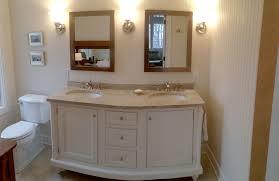 Wainscoting Bathroom Vanity Bathrooms Ricco Building Group