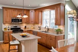 Oak Cabinet Kitchen Makeover - kitchen remodels ideas long island kitchen remodeling kitchen