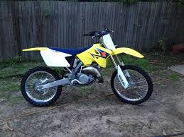 2008 rm125 project suzuki 2 stroke thumpertalk