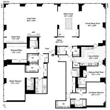 world floor plans derek jeter world tower penthouse floor plan pinteres