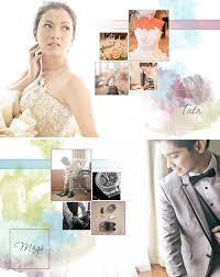 8x10 wedding photo albums 8x10 wedding album layout justmarried magsandtata weddinglayout