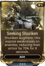 Seeking Season 1 Wiki Seeking Shuriken Warframe Wiki Fandom Powered By Wikia