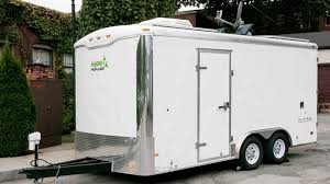 small light cer trailers this incredible cargo trailer takes off grid off the radar