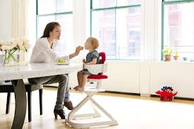 High Chair That Sits On Chair 10 Stylish Modern High Chairs For Baby