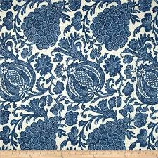 p kaufmann batik indigo discount designer fabric fabric