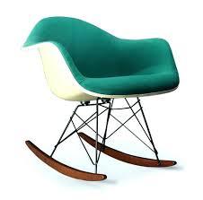 herman miller eames rocking chair rocking chair mesh chair comfy