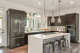l shaped kitchen with island exciting modern l shaped kitchen with island 49 in interior