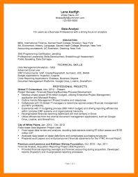 data analytics resume 8 data analyst resumes sles apply form