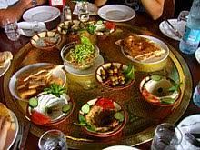 cuisine jordanienne cuisine jordanienne wikipédia