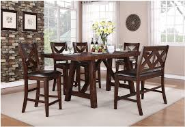 fine dining room tables dining room elegant dining furniture design with 7 piece counter