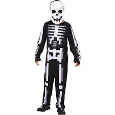 Skeleton Halloween Dress by Skeleton Child Halloween Costume Walmart Com