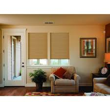 beige temporary shades shades the home depot