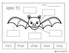 five furry bats a counting game for little learners