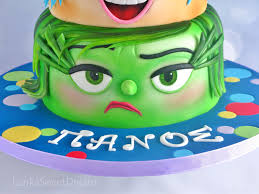 inside out cakes inside out birthday cake cakecentral
