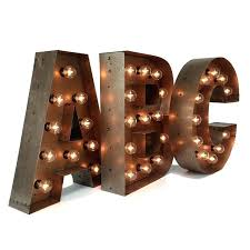large light up letters large light letters for hire traams co