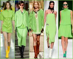color of the year 2017 fashion greenery the color of the year 2017 dyes the fashion of green